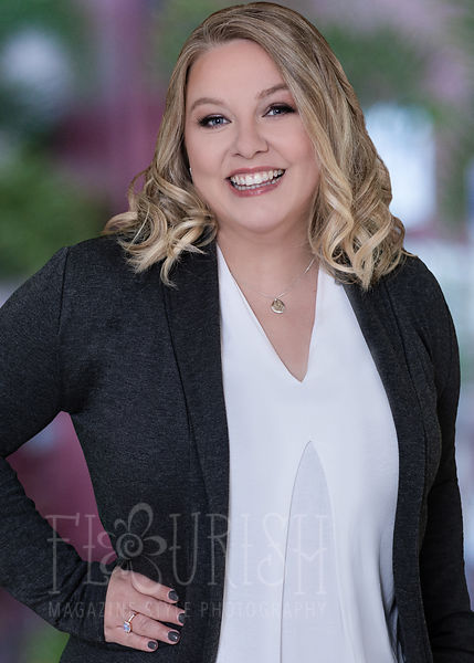 Head Shot - Sarah Maurer | Professional Headshots | Corporate | Brand Photography | St. Pete