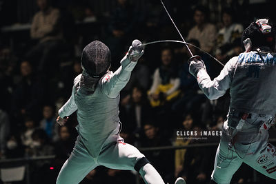Prince Takamado Trophy Fencing World Cup - Olympic Test Event