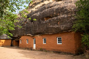 Masitise Cave House Museum, Quthing, Lesotho