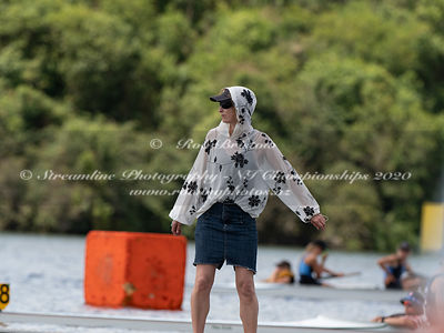 Taken during the NZNI Championships 2020, Lake Karapiro, Cambridge, New Zealand; ©  Rob Bristow; Frame 6010 - Taken on: Frida...