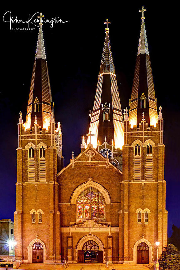 Holy Family Cathedral, Tulsa, Oklahoma