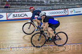 Master Women Sprint 1/2 Final. Canadian Track Championships, September 27, 2019