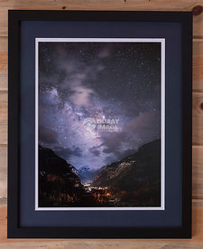 Milky Way Over Ouray
