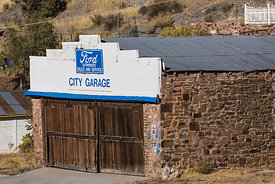 Ford Sign in Pioche, Nevada