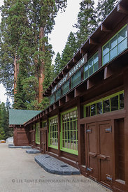 Giant Forest Museum in Sequoia National Park