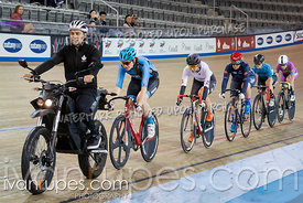 Master Women Keirin 1-6 Final. Canadian Track Championships, September 28, 2019