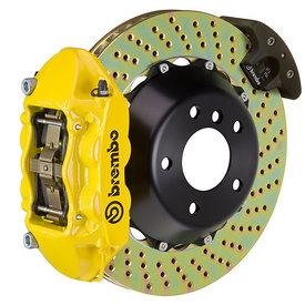 brembo-p-caliper-4-piston-2-piece-345-365-380mm-drilled-with-hand-brake-yellow-hi-res