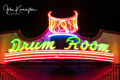 Drum Room, Route 66, Oklahoma City