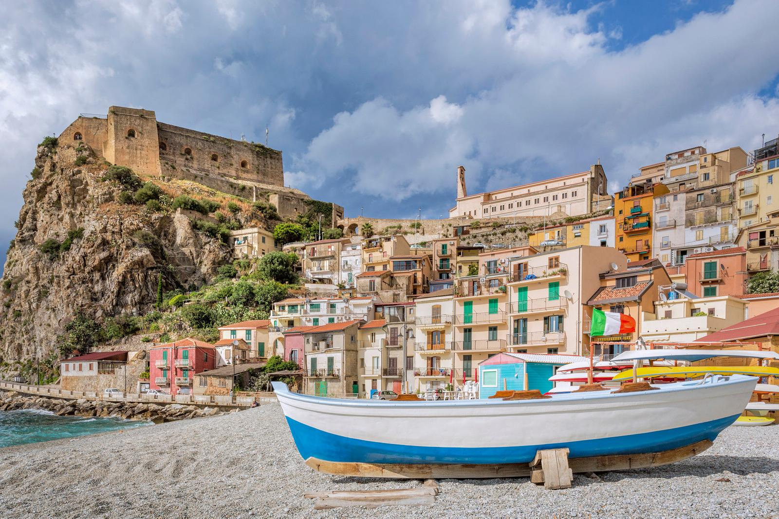 CALABRIA/BASILICATA: THE ALTERNATIVE ITALY, ​9 - 20 APRIL, 2021