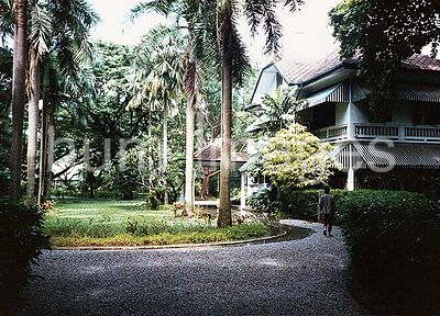 Bangkok - Deputy Chief of Mission Residence - 1989