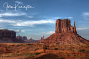 Monument Valley Afternoon, Navajo Nation, Arizona