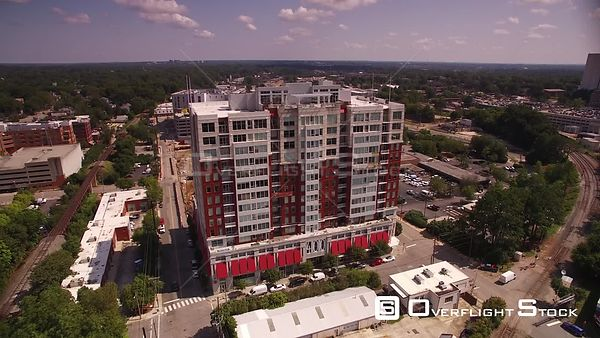 Drone Video Raleigh North Carolina