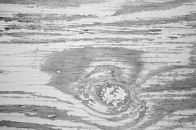 ABSTRACT PATTERNS OLD WOODEN WALL JACKSON HARBOR WASHINGTON ISLAND DOOR COUNTY WISCONSIN BLACK AND WHITE