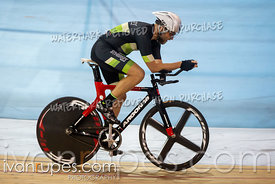 Master B Men Individual Pursuit. Canadian Track Championships, September 28, 2019
