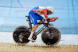 Men Individual Pursuit 3-4 Final. Canadian Track Championships, September 28, 2019