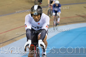 Men Keirin 1-6 Final. Canadian Track Championships, September 28, 2019