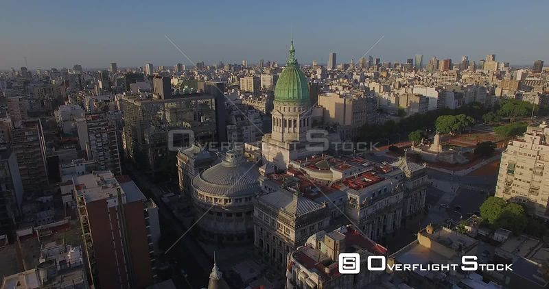 Palace of the Argentine National Congress Buenos Aires Argentina