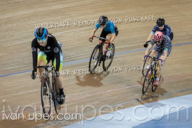 Cat F Keirin Round 1. Track O-Cup #2, January 12, 2020