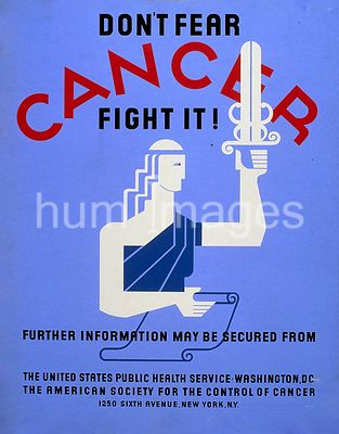 Don't fear cancer fight it! ca. 1936-1938