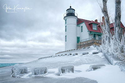 Point Betsie Lighthouse No. 1, Michigan