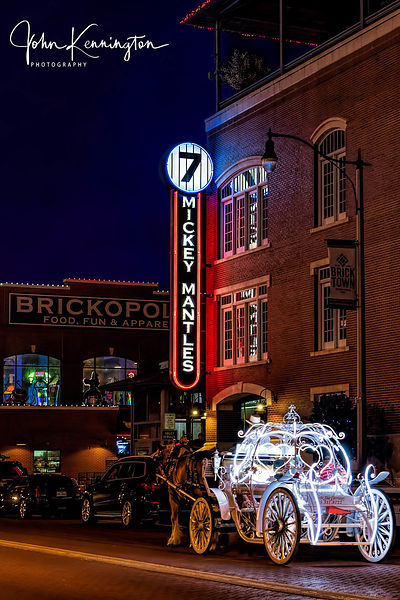 Micky Mantle's, Bricktown, Oklahoma City