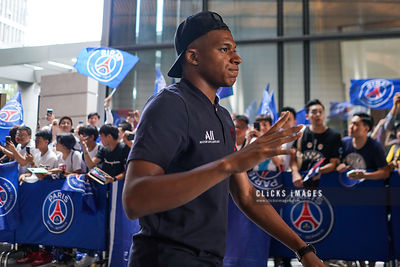 Paris Saint-Germain Asia Tour 2019