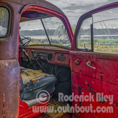 Antique Truck Cab