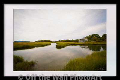 Essex Marsh Black Frame