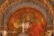 Apse of the Basilica of the National Shrine of the Immaculate Conception, Washington, DC