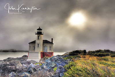 Coquille River Light, Bandon, Oregon
