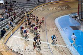 Cat C Points Race. Track O-Cup #2, January 12, 2020