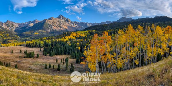 Mount Sneffels, Cogan Flats - Large Print Option