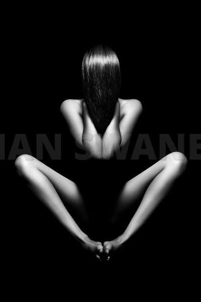 Nude woman bodyscape 12