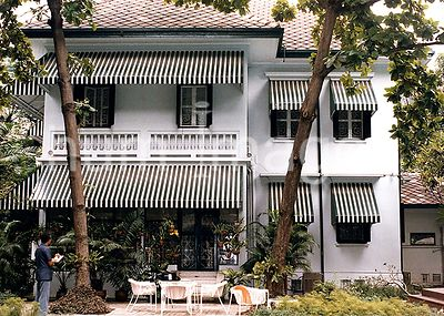 Bangkok - Deputy Chief of Mission Residence - 1986.