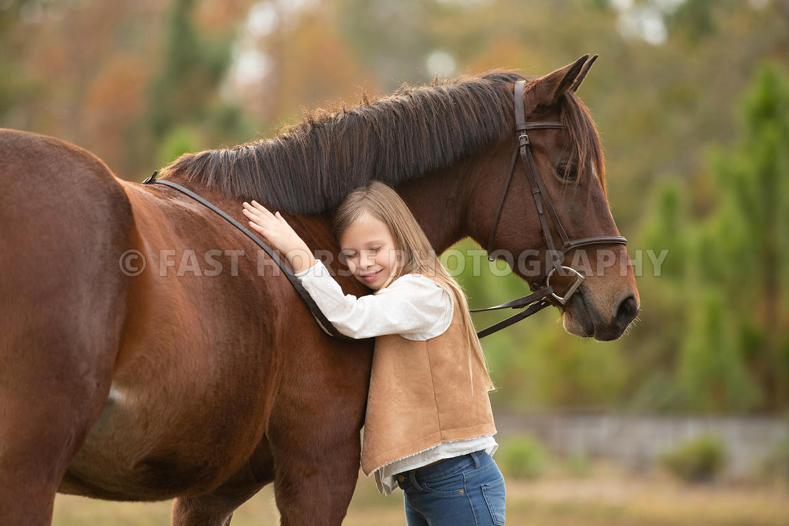 Fast Horse Photography Kids And Horses
