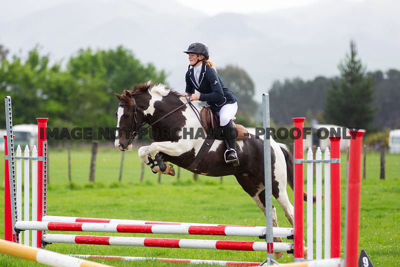Pony Showjumping