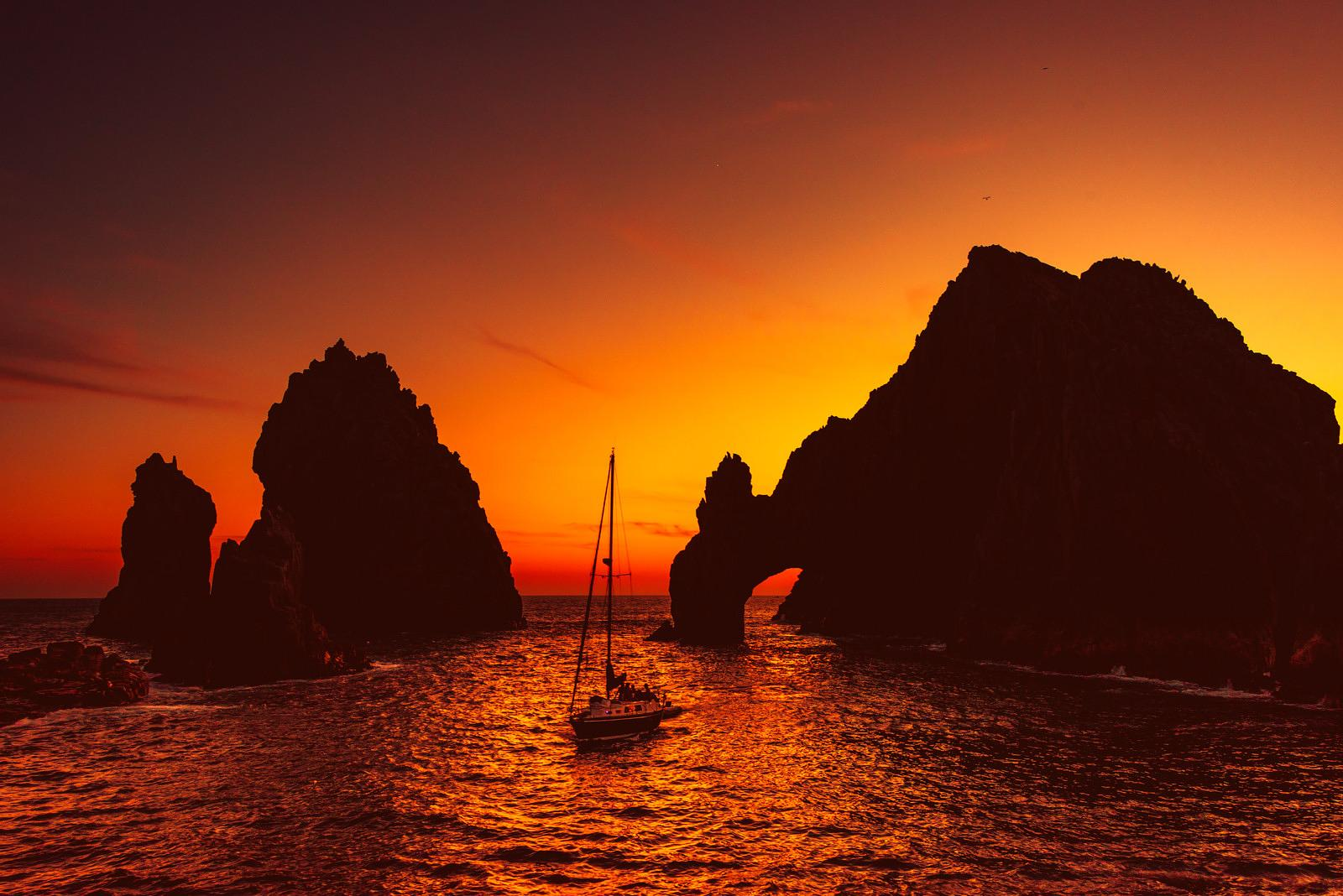 Sunset Los Cabos
