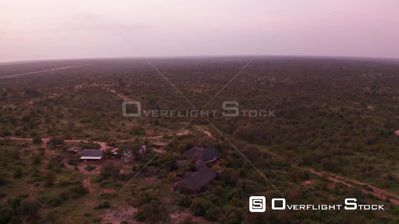 A Point of Interest Around a Lodge in the Greater Kruger National Park in South Africa.