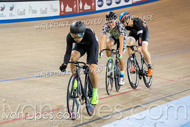 Master A Men Keirin 7-12 Final. Canadian Track Championships, September 28, 2019