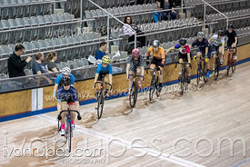 Cat F Scratch Race. Track O-Cup #2, January 12, 2020