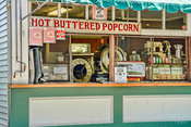 Hobbs Hot Butterd Popcorn