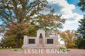 Lincoln Speech Memorial at Gettysburg National Cemetery