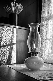 Lamplight and Lace
