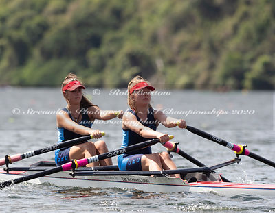 Taken during the NZNI Championships 2020, Lake Karapiro, Cambridge, New Zealand; ©  Rob Bristow; Frame 6081 - Taken on: Frida...