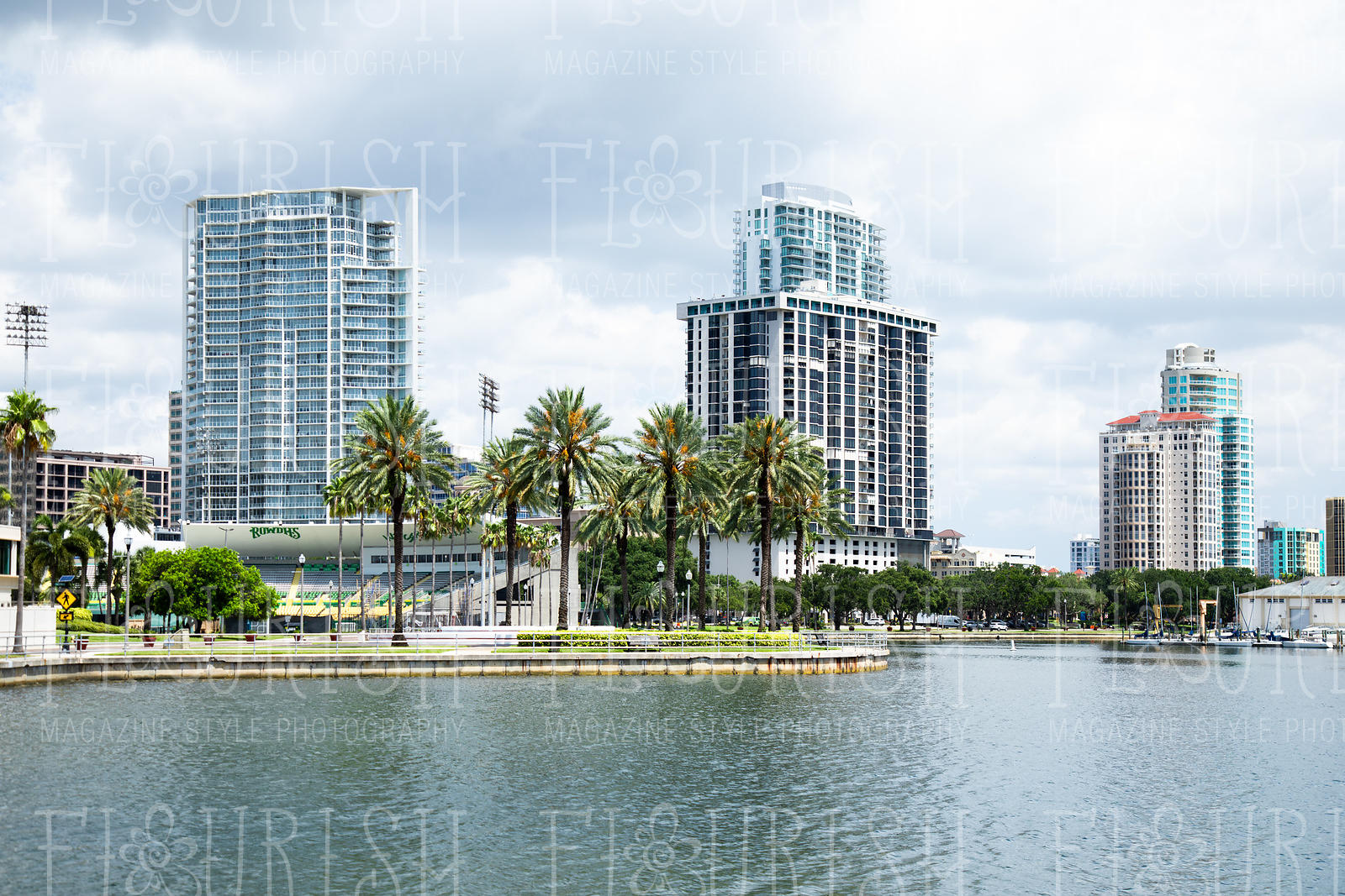 Architectural_St_Pete_Waterfront_Skyline-2