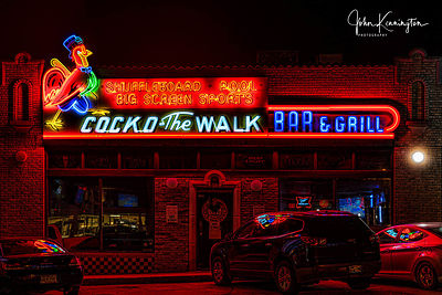 Cock O The Walk, Route 66, Oklahoma City