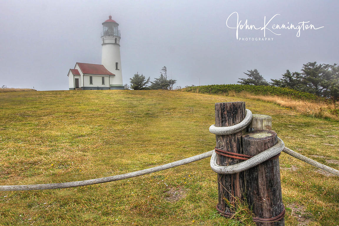 Cape Blanco Light, Port Orford, Oregon