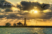 Lydia Ann Lighthouse, Port Aransas, Texas