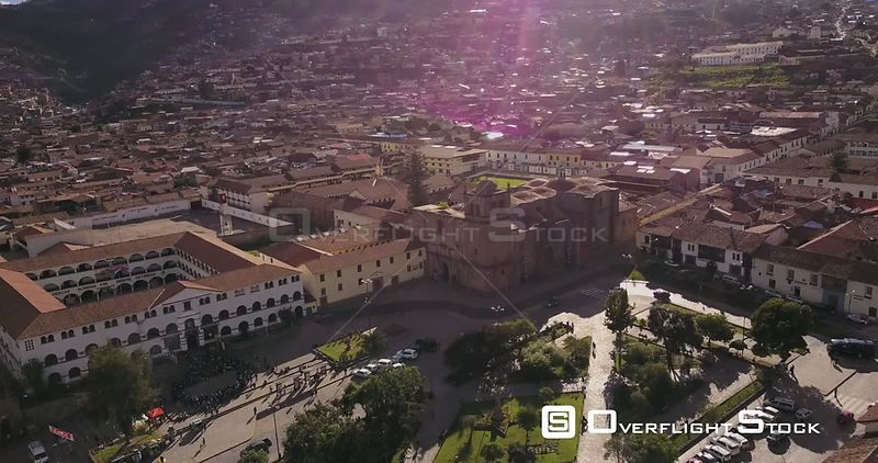 Plaza De Armas and Museums Cusco Peru