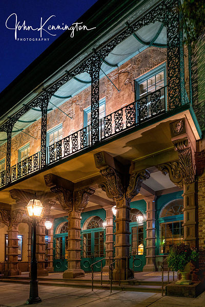 Dock Street Theatre, Charleston, South Carolina